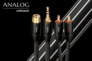 Audioquest Tower RCA-RCA / RCA-Jack / Jack-Jack