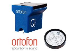 Ortofon Quintet Blue + Ortofon Bubble Level set