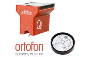 Ortofon Quintet Red + Ortofon Bubble Level