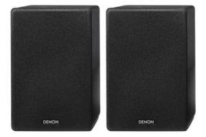 Denon SC-N10 Black, ľ-pásmové reproduktory Black
