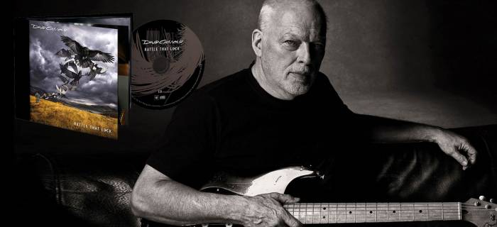 "Detaily nového sólového albumu Davida Gilmoura ""Rattle That Lock"""