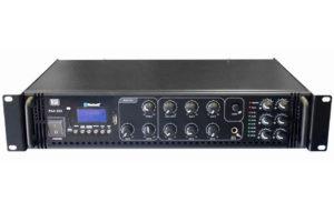 BSA_PAA350 6 zónový zosilňovač 350W 100V 4-16 Ohm