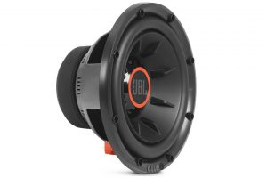 JBL_Club_1024 - 250mm subwoofer do auta série Club s maximálnym výkonom 1000W