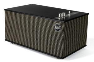 Klipsch_The_Three_II inovovaný bluetooth reproduktor s Phono vstupom pre gramofón, USB-B a 3,5mm jackom