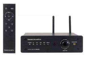 BS_Acoustics_WA_250 - digitálny WiFi stereo zosilňovač s podporou Bluetooth