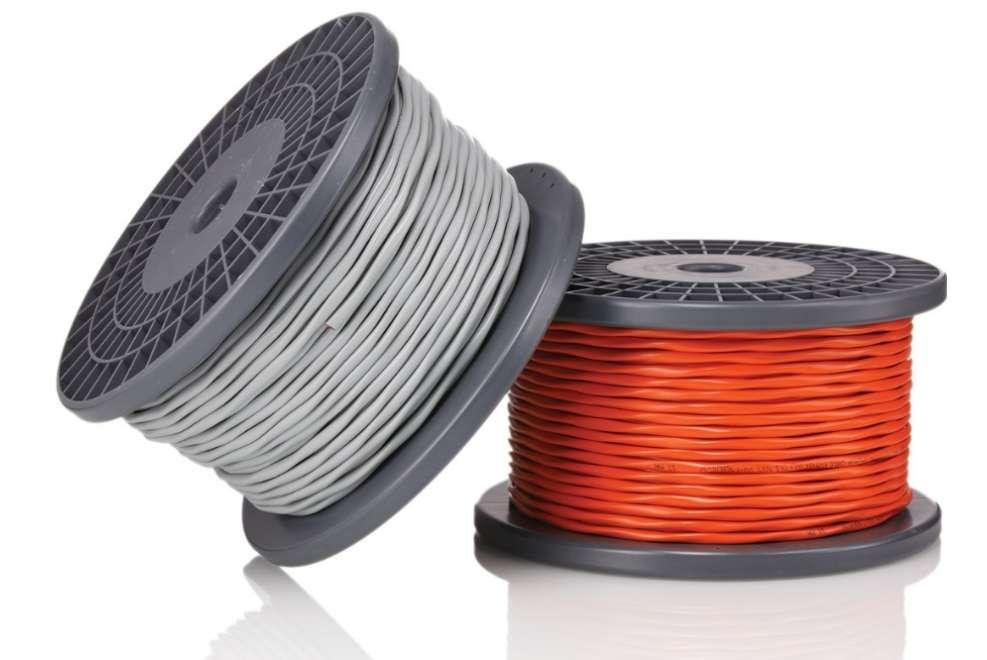AMC OFCFR 2x1,5mm reproduktorový kábel