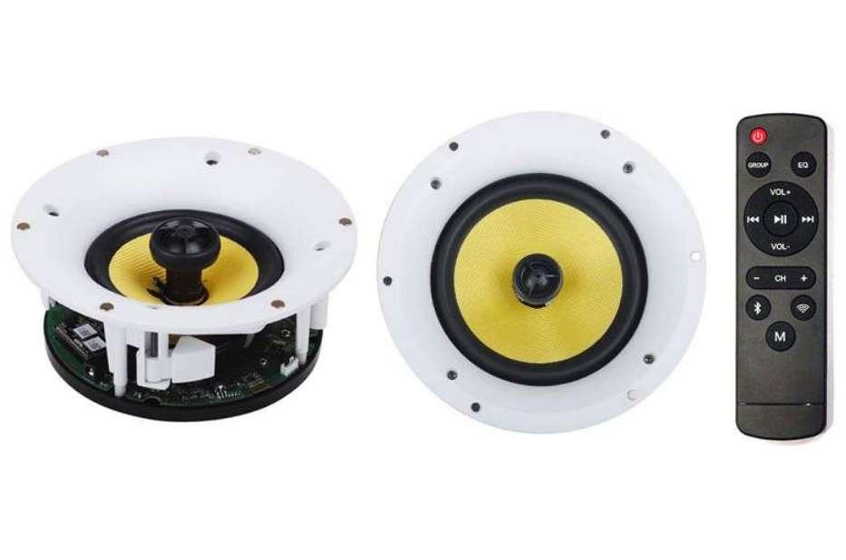 BSA WS660WiFi zabudovateľné reproduktory s Bluetooth a WiFi