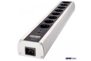 SUPRA MD08-EU/SP Mk3.1 - 8 zásuvková prepäťová ochrana s NIF filtrami