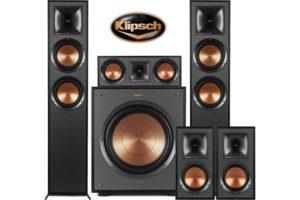 Klipsch 620 Reference Base set - 5.1 set reproduktorov domáceho kina