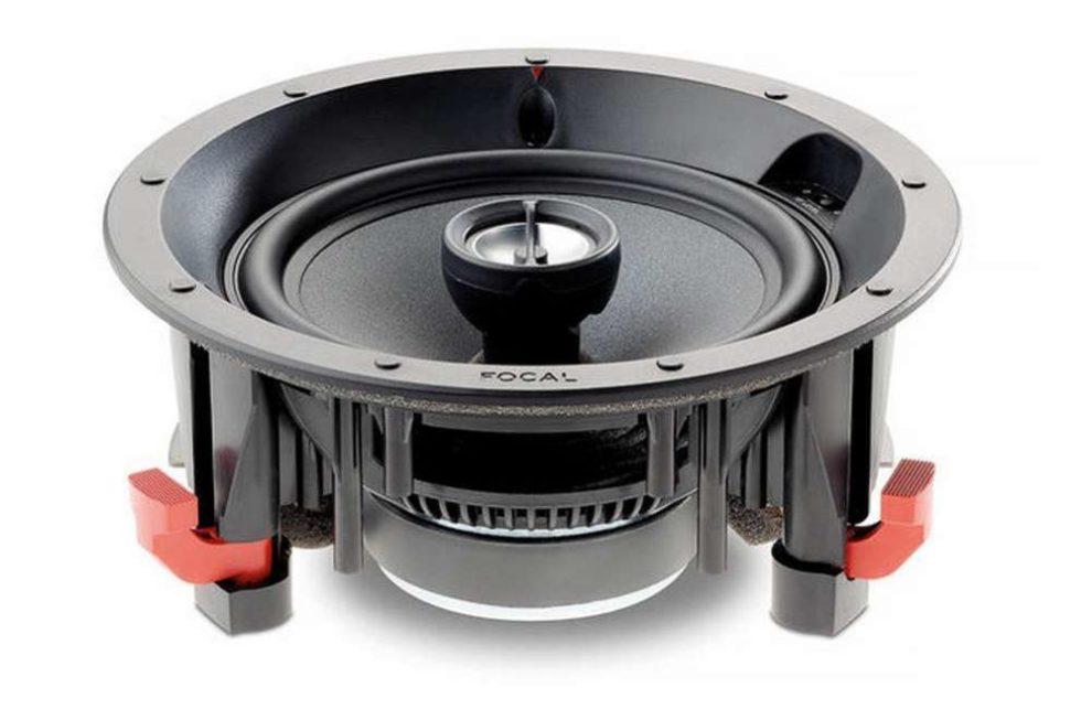 Focal 100ICW6 - 165mm koaxiálny zabudovateľný stropný / stenový reproduktory reproduktor