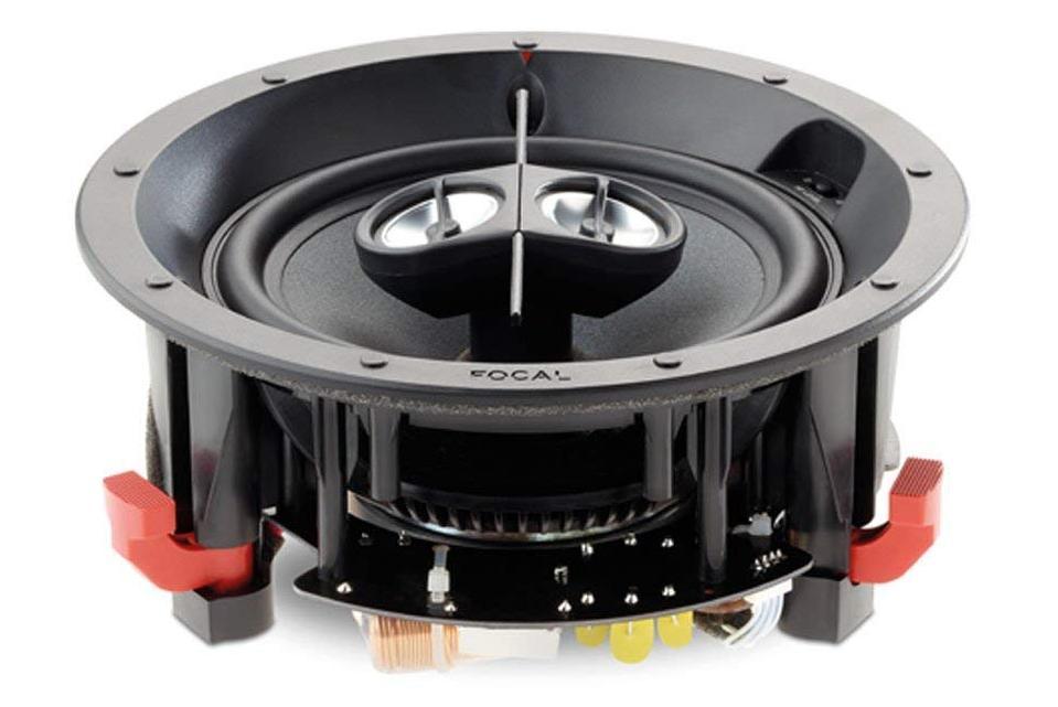Focal 100IC6 ST - 165mm koaxiálny stereo zabudovateľný stropný / stenový reproduktor