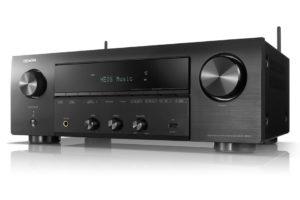 Denon DRA-800H Black - 2-kanálový sieťový stereo Hi-Fi receiver