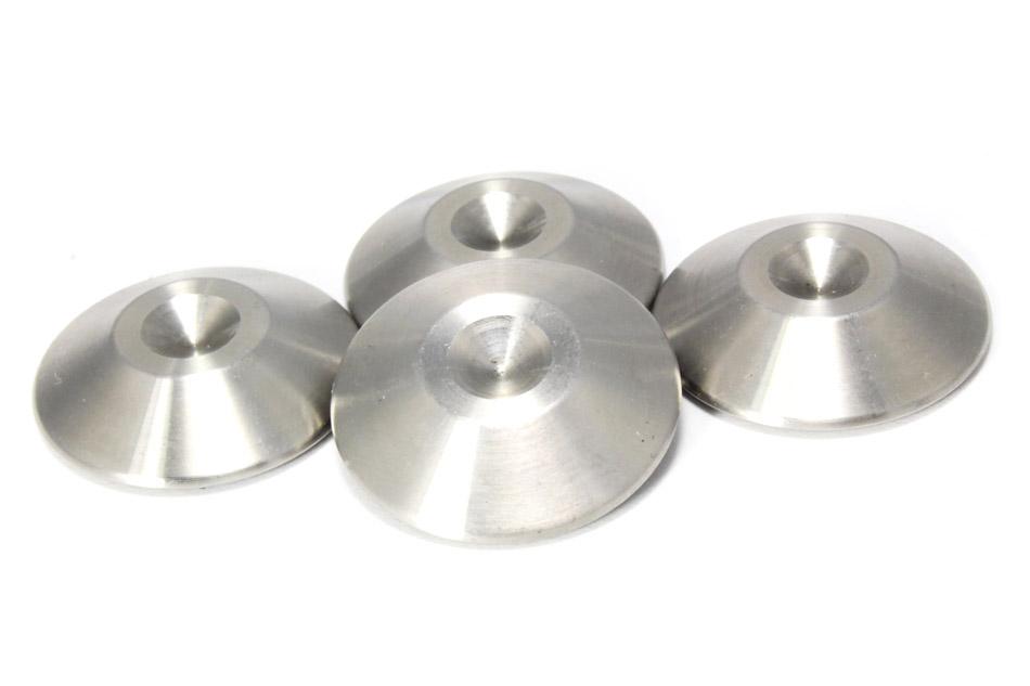 Lomic_sp25s2 silver antivibračné podložky pod reproduktory