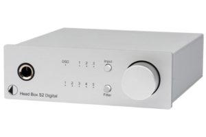 Pro-Ject_Head_Box_S2_Digital d/a prevodník slúchadlový zosilňovač 6,3mm