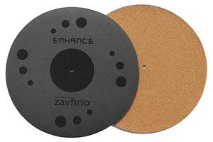 1877Phono_zavfino_eh_fusion_record_mat antivibračná korková podložka pre gramofón