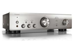Denon_PMA_600_NE_silver integrovaný stereo zosilňovač