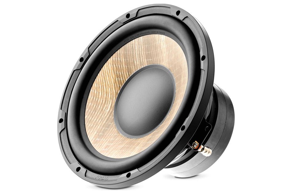 Focal_P25F subwoofer FLAX 250mm