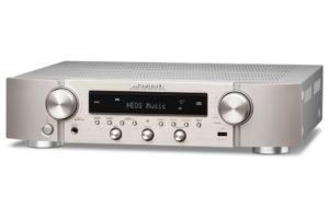 Marantz_NR1200 Silvergold - sieťový HiFi stereo receiver
