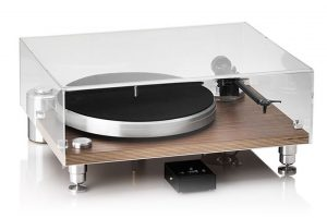 Acoustic_Solid_Dust_Cover ochranné plexisklo pre gramofón