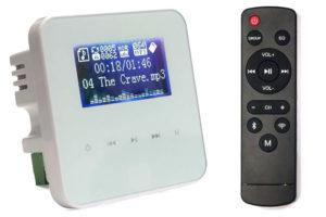 BSA_WA230 inštalačný wifi bluetooth lan zosilňovač triedy d