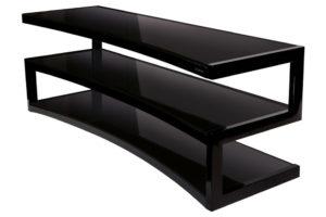 NorStone_Esse_Curve zakrivený tv stolík