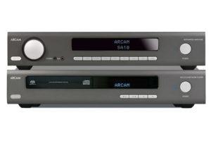 Arcam_HDA_SA10_CDS50 set integrovaného zosilnovača a SACD prehrávača