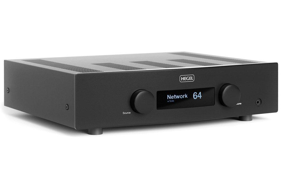Hegel_H190 integrovaný stereo DAC zosilňovač a DLNA streamer