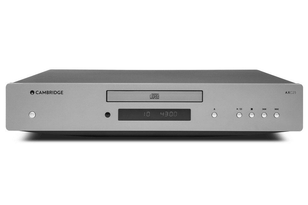 Cambridge_Audio_AXC25 cd prehrávač s d/a prevodníkom
