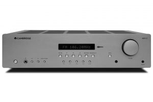 Cambridge_Audio_AXR85 stereo receiver s FM/AM tunerom s RDS