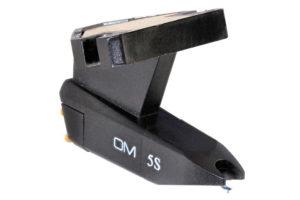 Ortofon_OM_5S gramofónová MM prenoska so sférickým hrotom