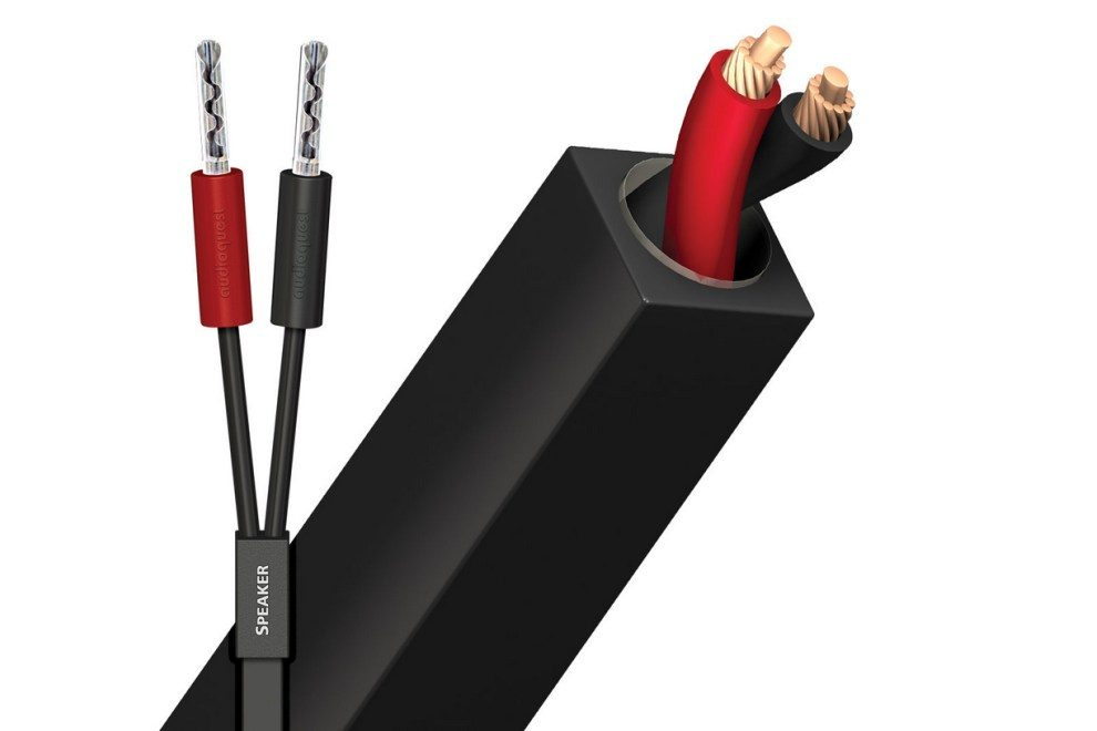 Audioquest Q2 - reproduktorový kábel