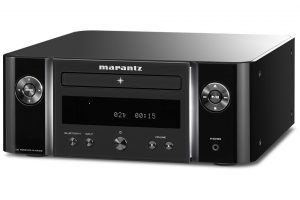 Marantz_Melody_M-CR412_black all in one hifi minisystém s cd prehrávačom, bluetooth a dab+/fm tunerom