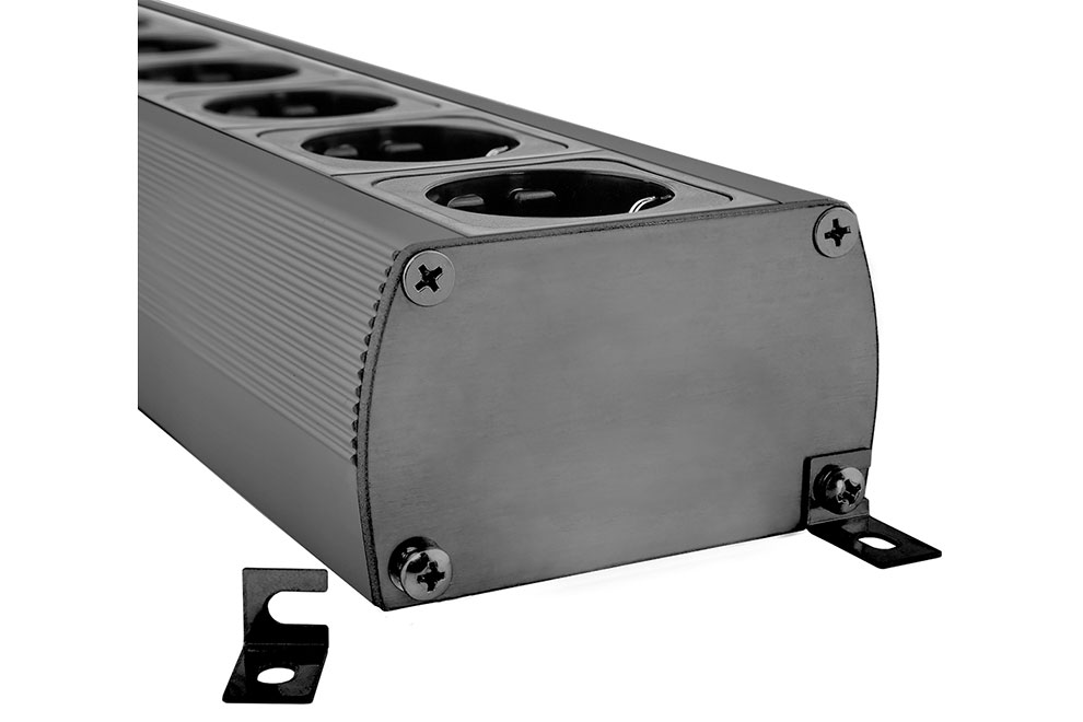 SUPRA MD06-EU/SP SPC Black - Silver detail