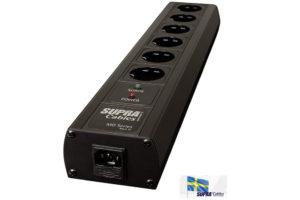 SUPRA MD06-EU/SP SPC Black - Silver Cable Limited - napájací blok