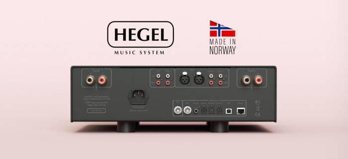 HEGEL – čaro kvalitného zvuku – teraz za vynikajúce ceny…
