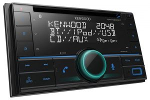 Kenwood_DPX_5200BT 2DIN autorádio s cd mechanikou, usb portom a podporou bluetooth