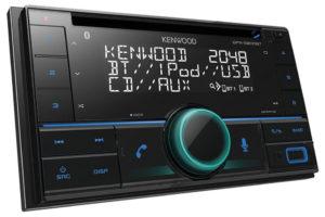 Kenwood_DPX_5200BT 2DIN autorádio s cd mechanikou, usb portom a podporou bluetooth