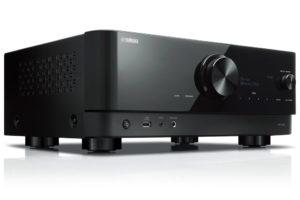 Yamaha_RX-V6A 7.2 kanálový 8K UltraHD AV receiver s podporou Dolby Atmos, DTS:X a MusicCast