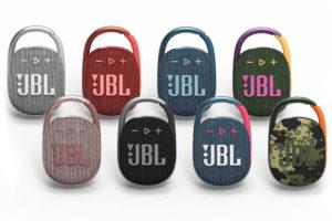JBL_Clip_4 bezdrôtový prenosný Bluetooth reproduktor