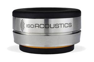 IsoAcoustics_OREA_Bronze - antirezonančné podložky pod HiFi elektroniku