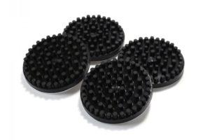 Dynavox_Antivibe_1 - set 4ks gumených antivibračných podložiek pod reproduktory a Hi-Fi komponenty