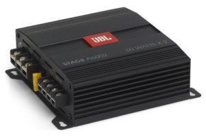JBL_Stage_A6002 - 2 kanálový kompaktný zosilňovač do auta