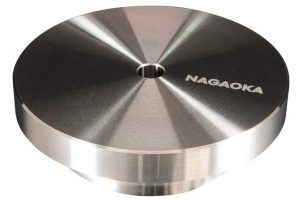 Nagaoka_Disc_Stabiliter_STB_SU01 - stabilizátor pre LP s hmotnosťou 600g