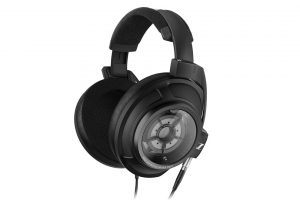 Sennheiser_HD_820 - audiofilské circum-aurálne uzavreté dynamické slúchadlá
