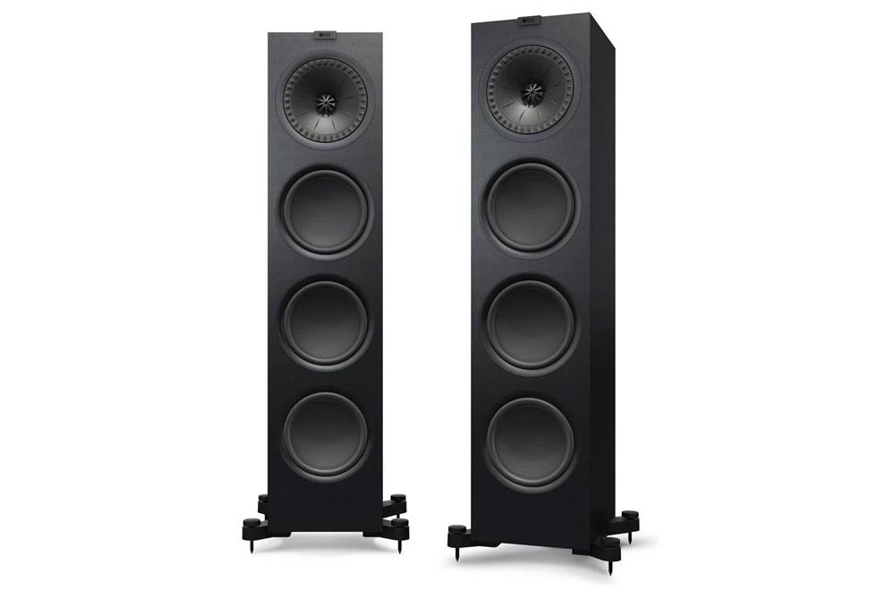 KEF_Q950 - 2,5-pásmové stĺpové reproduktory série Q s detailným a verným zvukom