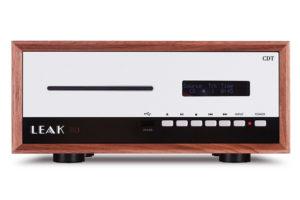 Leak-CDT- CD prehrávač s USB vstupom v nádhernom retro dizajne