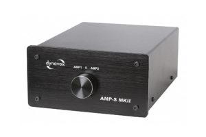 Dynavox-AMP-S-MKII - inovovaná verzia signálového prepínača zosilňovačov