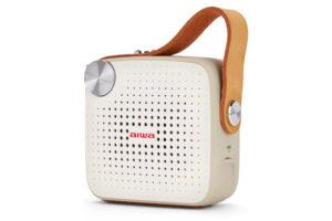 Aiwa-bs-100 - prenosný, dizajnový Bluetooth reproduktor