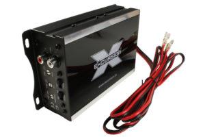 Excursion-SXA-20 - 2-kanálový miniatúrny digitálny zosilňovač do auta