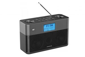 Kenwood-CR-ST50DAB - FM / DAB+ rádio s podporou Bluetooth streamingu hudby